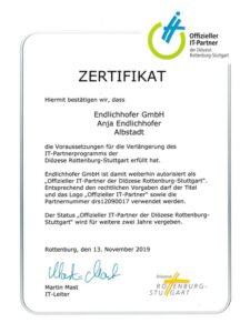 zertifikat-drs-it-partner-endlichhofer-gmbh